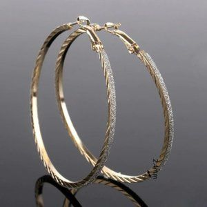 Large Hoop Earringas